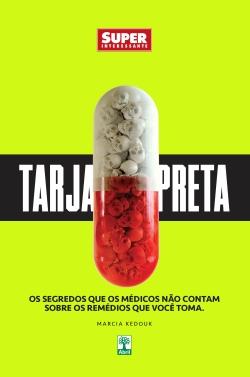 Capa do livro Tarja Preta